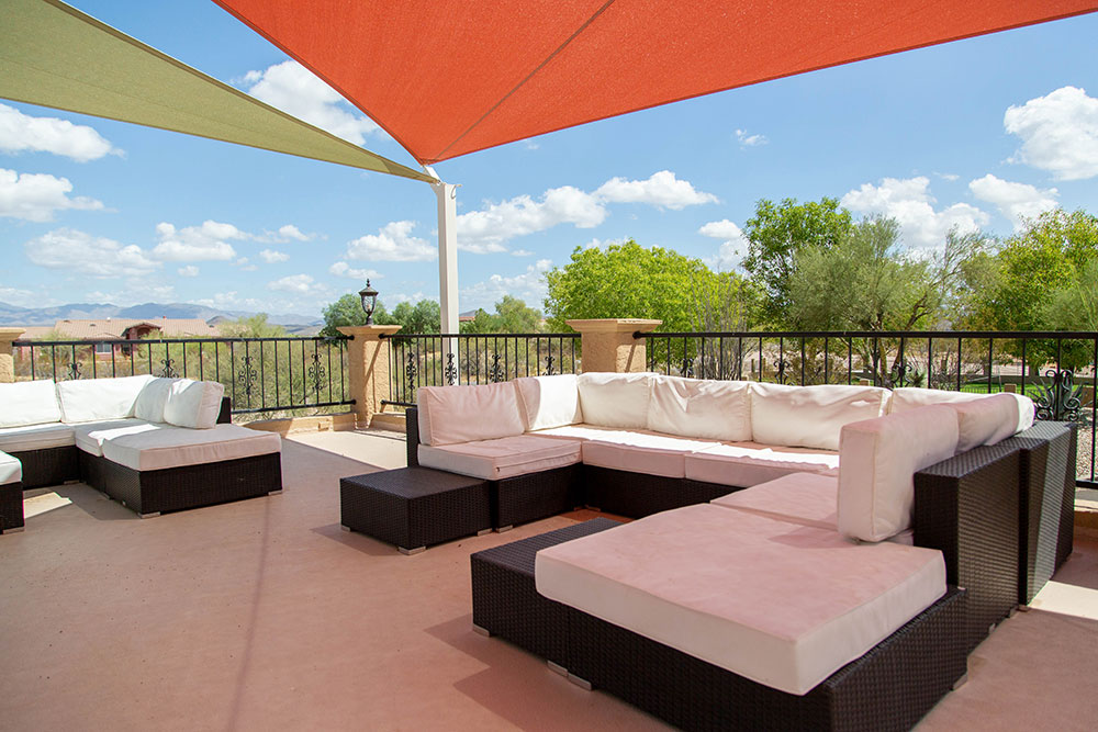 Meadows Ranch patio