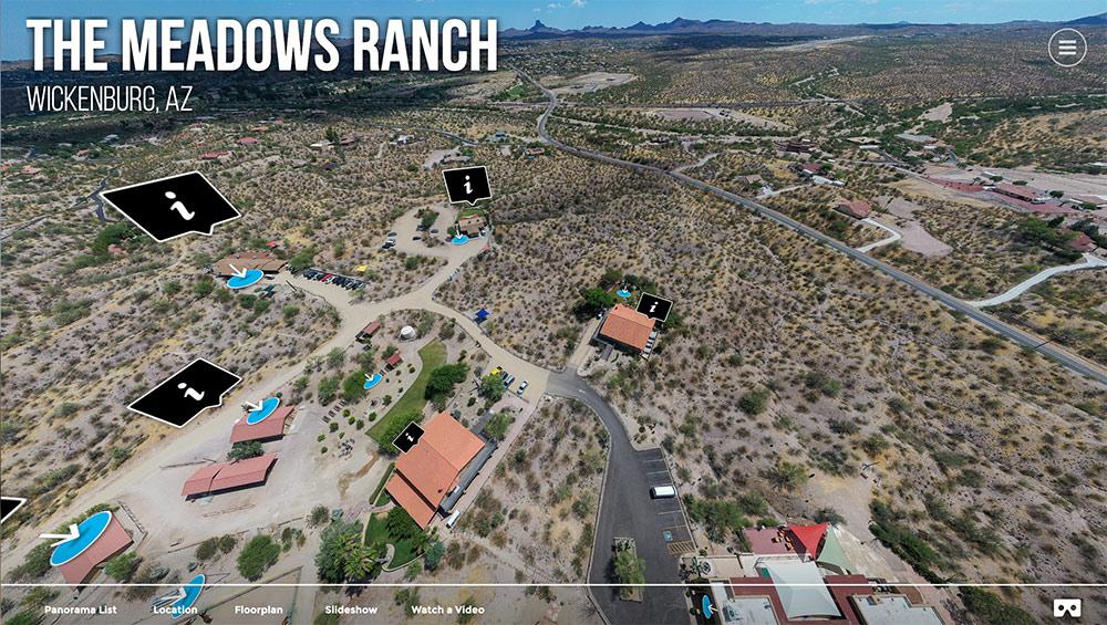 Virtual Tour of Meadows Ranch